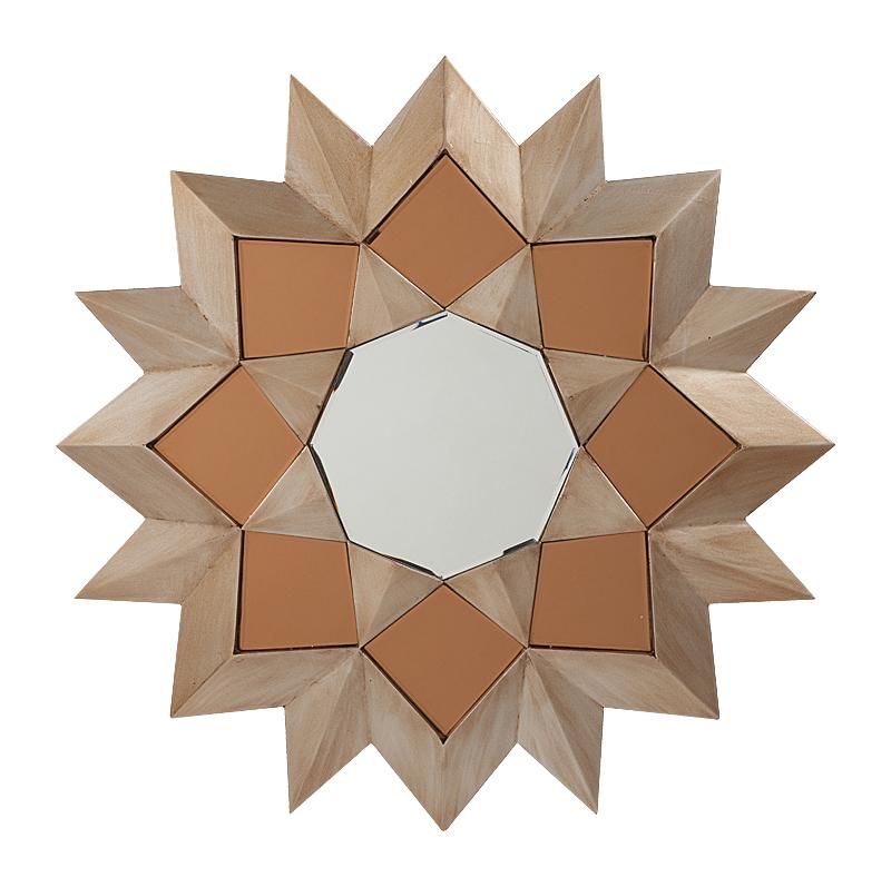 Купить Зеркало-солнце Sorpresa в интернет магазине дизайнерской мебели и аксессуаров для дома и дачи
