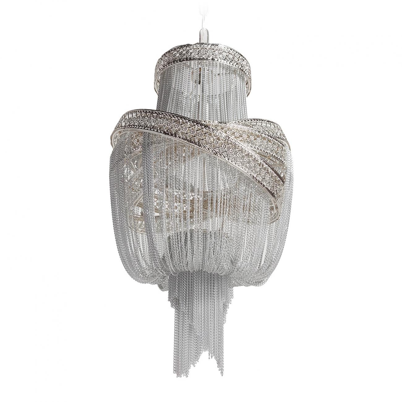 Купить Люстра Guadarta L'argento в интернет магазине дизайнерской мебели и аксессуаров для дома и дачи