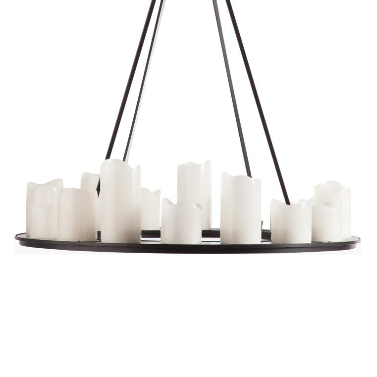 Люстра Altar, DG-LL176  Эта люстра словно пришла к нам из эпохи  средних веков. Она озарит ваш дом светом  романтичных свечей. Люстра ALTAR идеально  впишется над обеденным столом и подарит  приятную душевную и мечтательную атмосферу.  С виду простой и лаконичный дизайн люстры  ALTAR выполнен в виде круга, подвешенного  горизонтально и дополнен белыми плафонами,  выполненными в форме свечек из АБС. Такая  оригинальная люстра добавит загадочности,  уюта и тепла вашему дому, объединяя в себе  очарование и тайну настоящего огня, функциональность  и практичность. Предназначена для использования  со светодиодными лампами. Современное прочтение  средневекового дизайна безусловно станет  хорошим дополнением в современной квартире  или доме, никого не оставит равнодушным.  Купите люстры ALTAR в свой дом — и вы убедитесь,  что это станет лучшим выбором на сегодняшний  день!