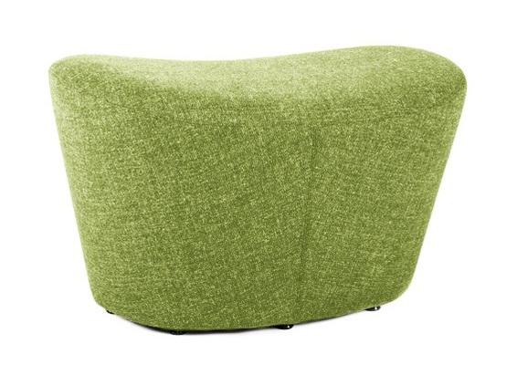 Купить Оттоманка Papilio Lounge Chair Оливковая Кашемир в интернет магазине дизайнерской мебели и аксессуаров для дома и дачи