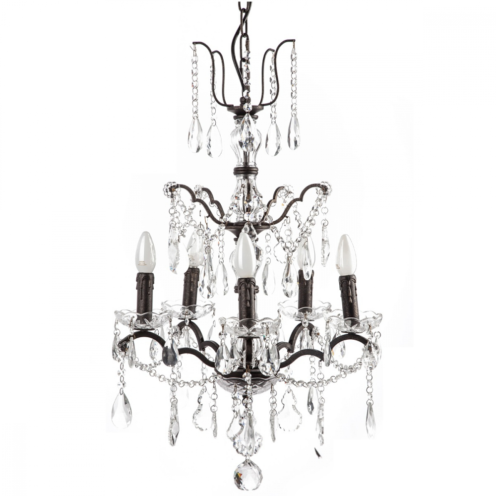 Люстра Maria Theresa Grande 5 Lamps