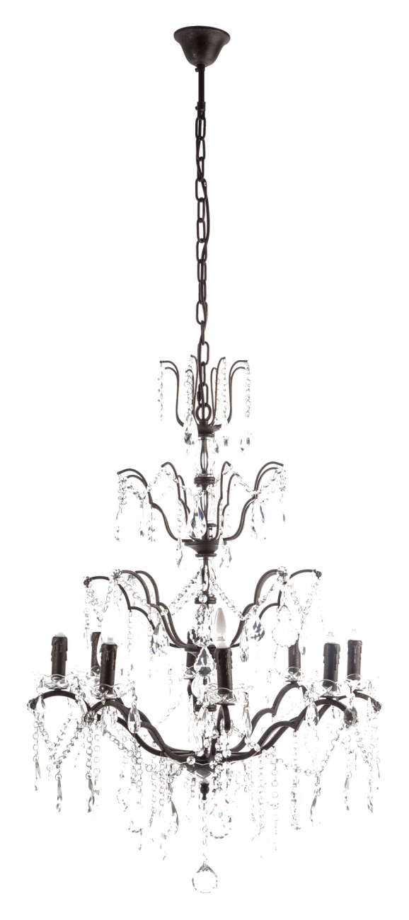 Люстра Maria Theresa Grande 8 Lamps