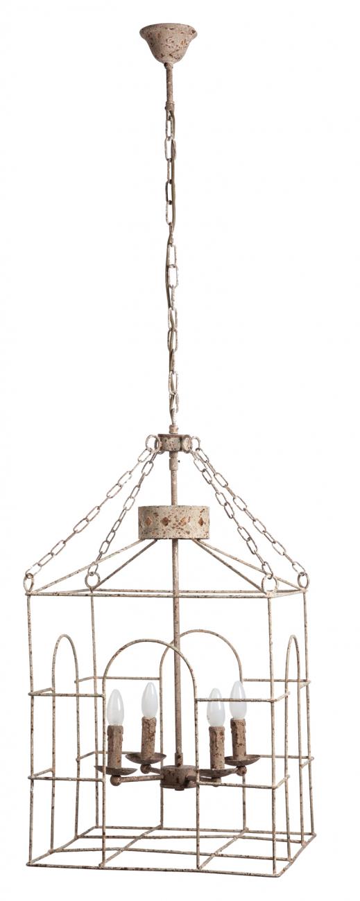 Купить Подвесной светильник Soleil Cube в интернет магазине дизайнерской мебели и аксессуаров для дома и дачи