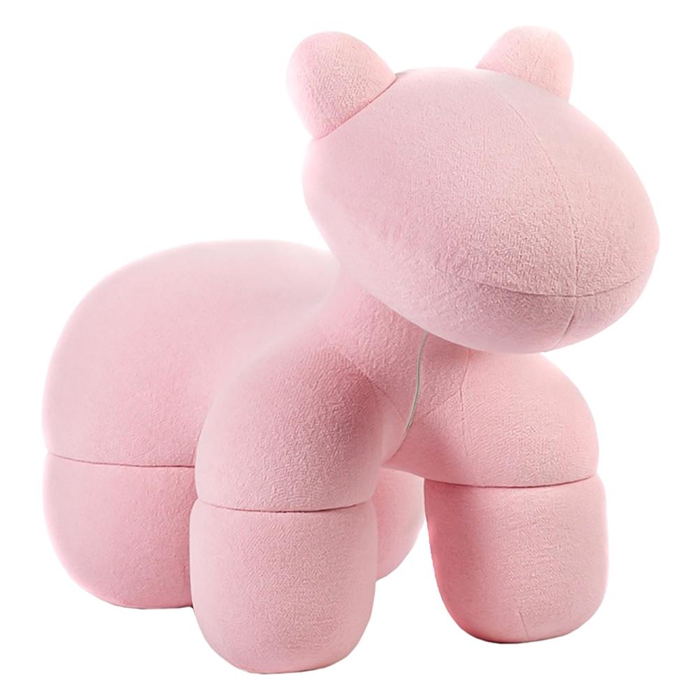 Купить Детское кресло Pony Chair Розовое Кашемир в интернет магазине дизайнерской мебели и аксессуаров для дома и дачи
