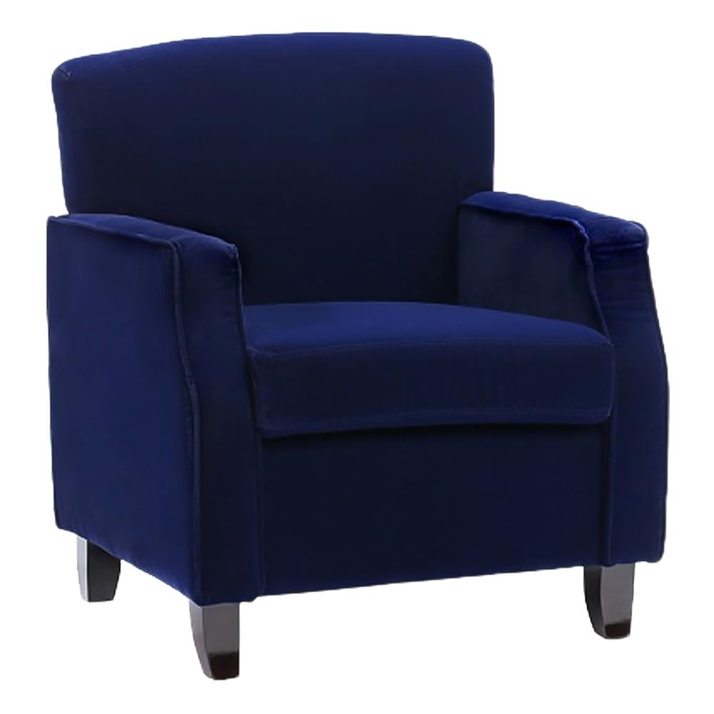 Кресло Lloyd СинееКресла<br>Стильное и эффектное кресло Lloyd, выполненное <br>в стиле арт-деко 60-х, когда в интерьере преобладали <br>геометрические фигуры, завораживает простотой <br>форм и повторяющимся геометрическим мотивом. <br>Надежным основанием и одновременно удобными <br>подлокотниками служат две прямоугольные <br>рамы, к которым крепятся мягкое квадратное <br>сидение и прямоугольная спинка, обтянутые <br>синей велюровой тканью. Глубина со спинкой <br>70 см. Это кресло станет удачным дополнением <br>любого интерьера, как классического, так <br>и современного, подарит истинное наслаждение <br>покоем и уютом.<br><br>Цвет: Синий<br>Материал: Ткань, Дерево<br>Вес кг: 50<br>Длина см: 75<br>Ширина см: 70<br>Высота см: 89