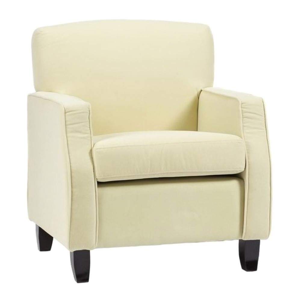 Кресло Lloyd МолочноеКресла<br>Стильное и эффектное кресло Lloyd, выполненное <br>в стиле арт-деко 60-х, когда в интерьере преобладали <br>геометрические фигуры, завораживает простотой <br>форм и повторяющимся геометрическим мотивом. <br>Надежным основанием и одновременно удобными <br>подлокотниками служат две прямоугольные <br>рамы, к которым крепятся мягкое квадратное <br>сидение и прямоугольная спинка, обтянутые <br>велюровой тканью молочного цвета. Глубина <br>со спинкой 70 см. Это кресло станет удачным <br>дополнением любого интерьера, как классического, <br>так и современного, подарит истинное наслаждение <br>покоем и уютом.<br><br>Цвет: Белый<br>Материал: Ткань, Дерево<br>Вес кг: 50<br>Длина см: 75<br>Ширина см: 70<br>Высота см: 89