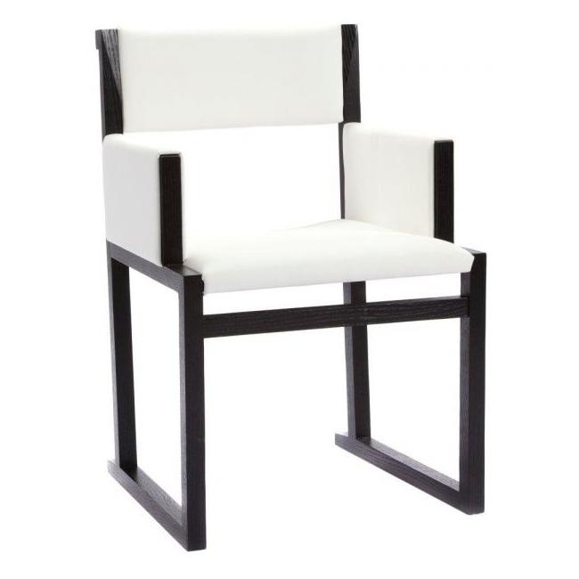 Кресло Solo Белое Экокожа, DG-F-CH42-1WL