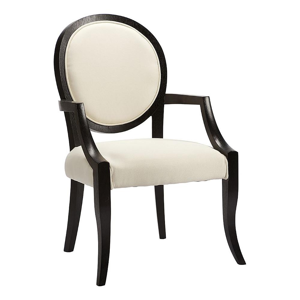 Кресло Josephine Белое Лен, DG-F-ACH34W