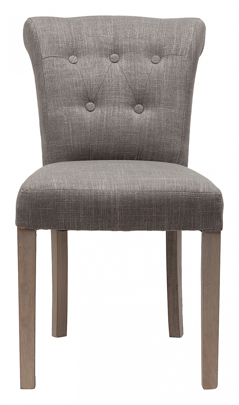 Купить Стул Benson Серый Лен в интернет магазине дизайнерской мебели и аксессуаров для дома и дачи