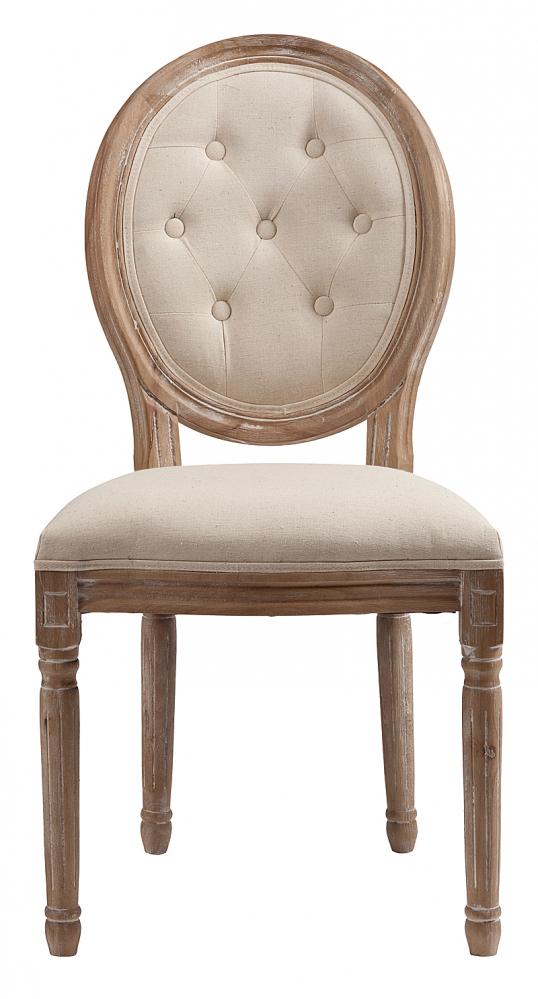Стул Maurice Бежевый Лен DG-HOME Стул Maurice — модель без подлокотников, в  классическом стиле, предназначена для столовой  или кабинета. Стул на деревянном каркасе  с округлой спинкой. Возможны различные  варианты отделки и обивки (хлопок, лен).  Купите стулья Maurice для всей семьи — они  непременно понравятся всем.