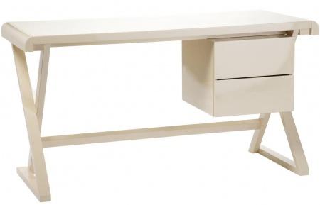 Купить Рабочий стол Preston Белый в интернет магазине дизайнерской мебели и аксессуаров для дома и дачи