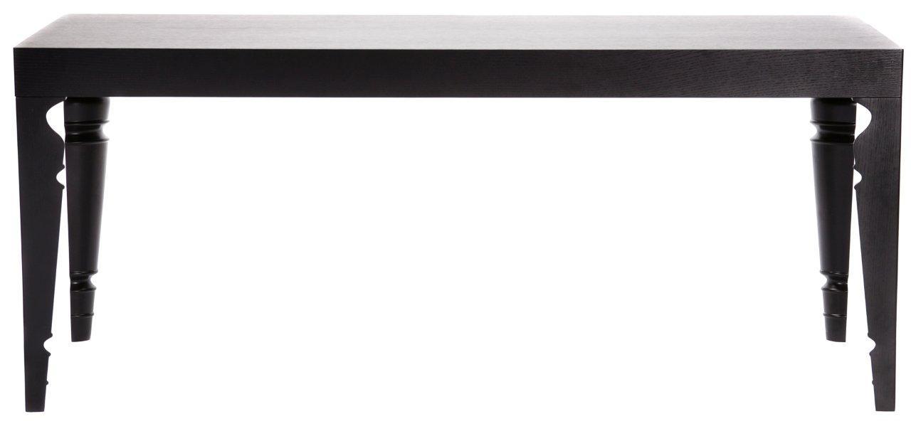 Купить Обеденный стол Ferretta Коричневый в интернет магазине дизайнерской мебели и аксессуаров для дома и дачи
