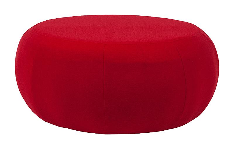 Пуф Pix Красная ШерстьПуфы и оттоманки<br><br><br>Цвет: Красный<br>Материал: Ткань, Поролон<br>Вес кг: 11<br>Длина см: 87<br>Ширина см: 87<br>Высота см: 33