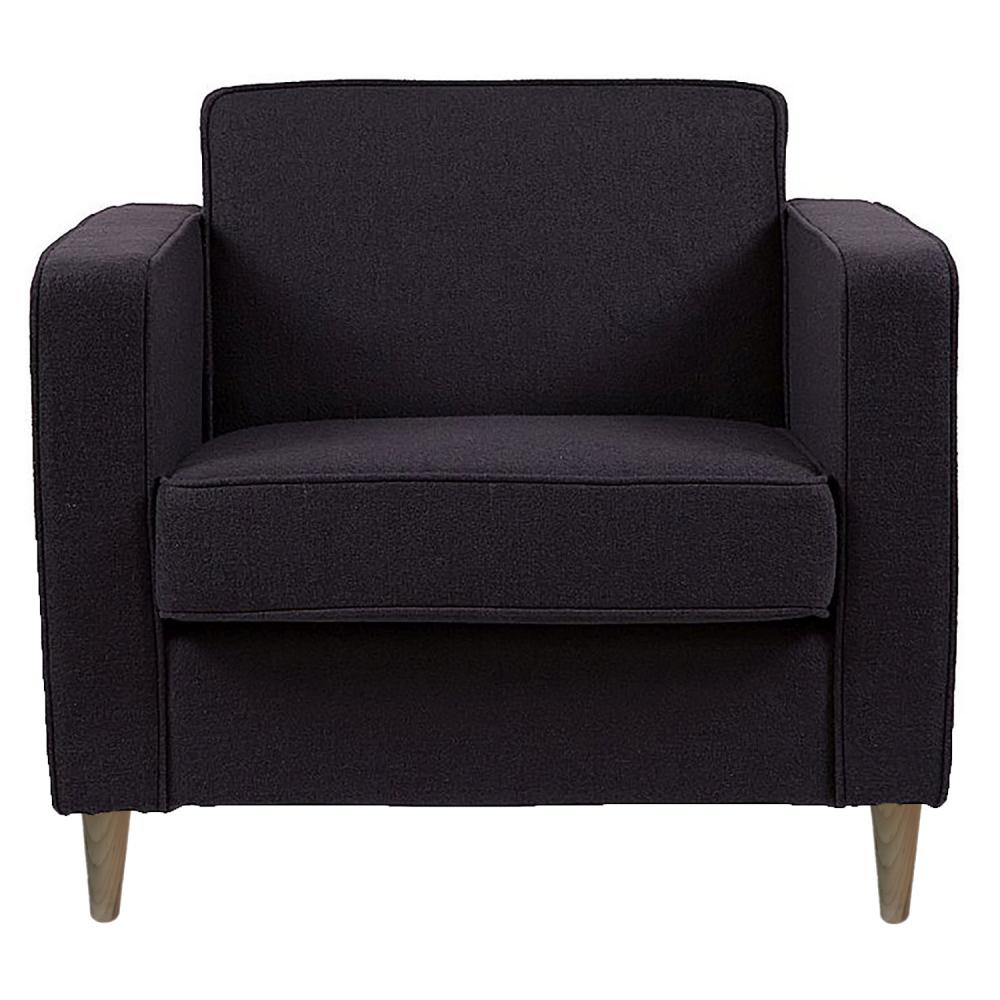 Кресло George Темно-серая ШерстьКресла<br>Офисная мебель, созданная стараниями дизайнера <br>Антонио Читтерио (Antonio Citterio), становится <br>необычной и украшает собой скучный интерьер <br>рабочего кабинета. Строгий и доведенный <br>до совершенства, лаконичный образ дизайнерского <br>кресла для офиса George (Джордж) — достойное <br>воплощение классики в современном прочтении. <br>Невероятно удобное и комфортабельное, благодаря <br>широкому сидению и наличию подлокотников <br>даже длительная монотонная работа не вызовет <br>усталости. Изготовленное на деревянном <br>каркасе с обивкой из шерстяной ткани потрясающего <br>качества, на основании из нержавеющей стали, <br>превосходная реплика дизайнерского кресла <br>для офиса Джордж — пример безупречного <br>стиля, благодаря своей универсальности <br>и лаконичности кресло будет органично смотреться <br>в интерьере любого помещения. В нашем магазине <br>офисное кресло Джордж представлено в нескольких <br>цветах — выберите, что по душе.<br><br>Цвет: Серый<br>Материал: Ткань, Поролон<br>Вес кг: 34<br>Длина см: 82<br>Ширина см: 77<br>Высота см: 84
