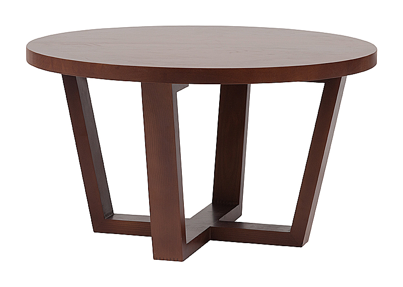 Кофейный столик Xilos Грецкий орехКофейные и журнальные столы<br>Элегантный кофейный столик Xilos круглой <br>формы из натурального дерева от итальянского <br>производителя Maxalto. Модель выполнена в современном <br>стиле. Основание и круглая столешница из <br>массива дерева дуба покрыты шпоном грецкого <br>ореха. Качественная реплика этого столика, <br>купленная вами в нашем интернет-магазине, <br>безусловно, станет изюминкой вашего интерьера.<br><br>Цвет: Коричневый<br>Материал: Дерево<br>Вес кг: 27<br>Длина см: 70<br>Ширина см: 70<br>Высота см: 40