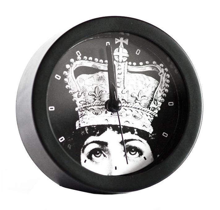 Будильник с портретом Лины Пьеро Форназетти Crown, DG-D-BRC15