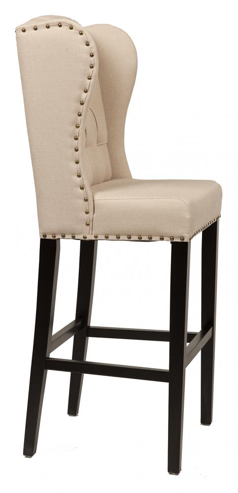 Барный стул Maison Barstool Кремовый Лён
