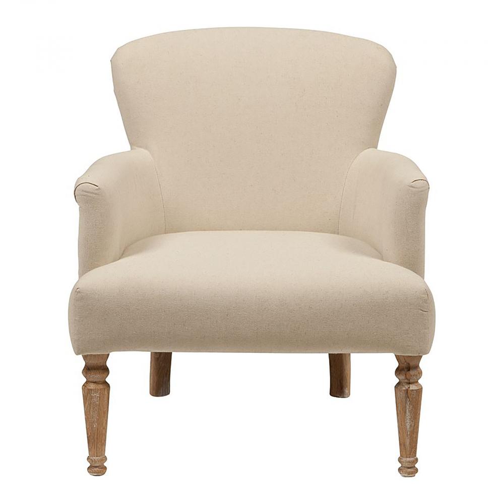 Кресло Balloon Armchair Белый ЛенКресла<br>Провансовский стиль кресла Markus, с точеными <br>ножками, винтажной обивкой и уютным сиденьем, <br>привлекает внимание с первого взгляда. <br>Модный старинный дизайн заявляет о комфорте <br>и теплой обстановке. Конструкция выполнена <br>из добротного берёзового дерева. Для обивки <br>было взято льняное белое полотно, которое <br>отличается долговечностью и своей спокойно <br>расцветкой располагает к отдыху. Удобное <br>сиденье и шикарная по комфорту спинка нежно <br>принимают в свои объятия и обеспечивают <br>спокойную расслабленность.<br><br>Цвет: Бежевый<br>Материал: Ткань, Поролон, Дерево<br>Вес кг: 10<br>Длина см: 68<br>Ширина см: 74<br>Высота см: 85