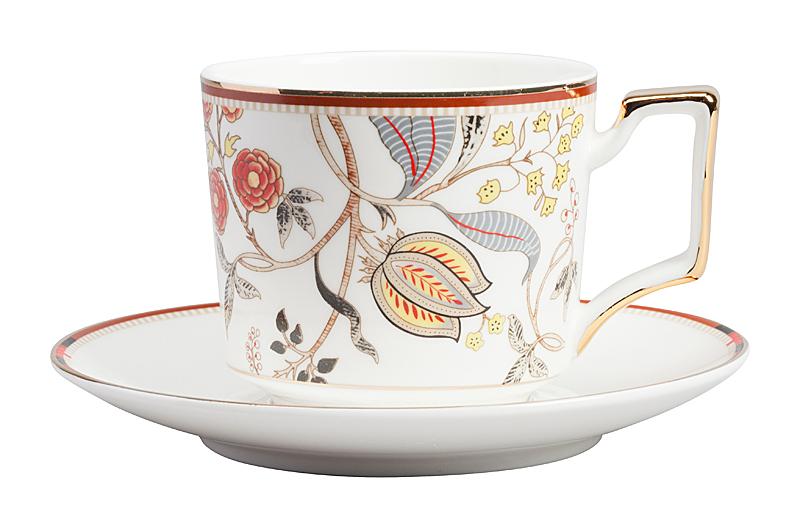Купить Чайная пара Jardin в интернет магазине дизайнерской мебели и аксессуаров для дома и дачи