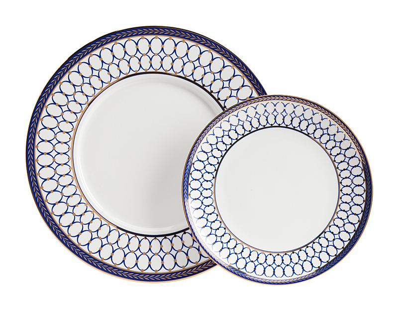 Купить Комплект тарелок Gift в интернет магазине дизайнерской мебели и аксессуаров для дома и дачи