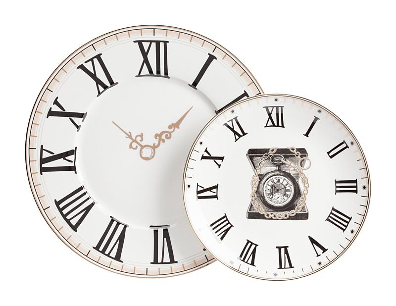 Купить Комплект тарелок Tiempo в интернет магазине дизайнерской мебели и аксессуаров для дома и дачи