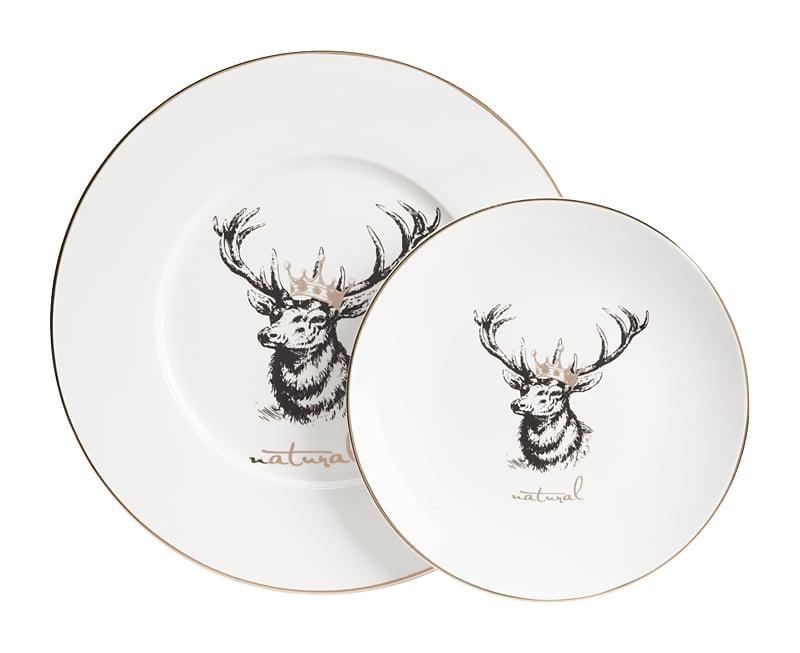 Комплект тарелок Tisar, DG-DW-595