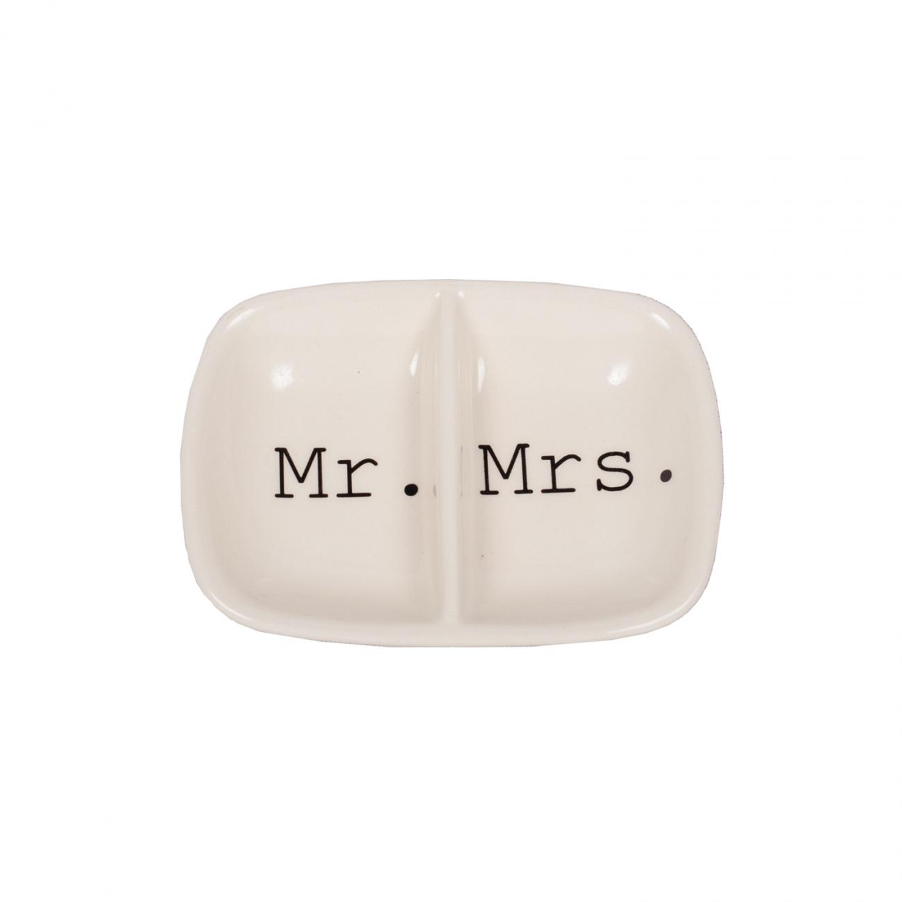 Купить Менажница Mr And Mrs в интернет магазине дизайнерской мебели и аксессуаров для дома и дачи