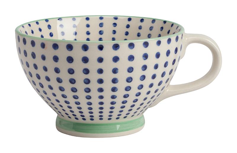 Купить Чашка Canvas в интернет магазине дизайнерской мебели и аксессуаров для дома и дачи