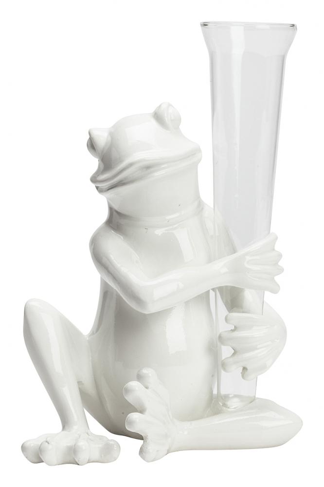 Декоративная ваза Frog Glass