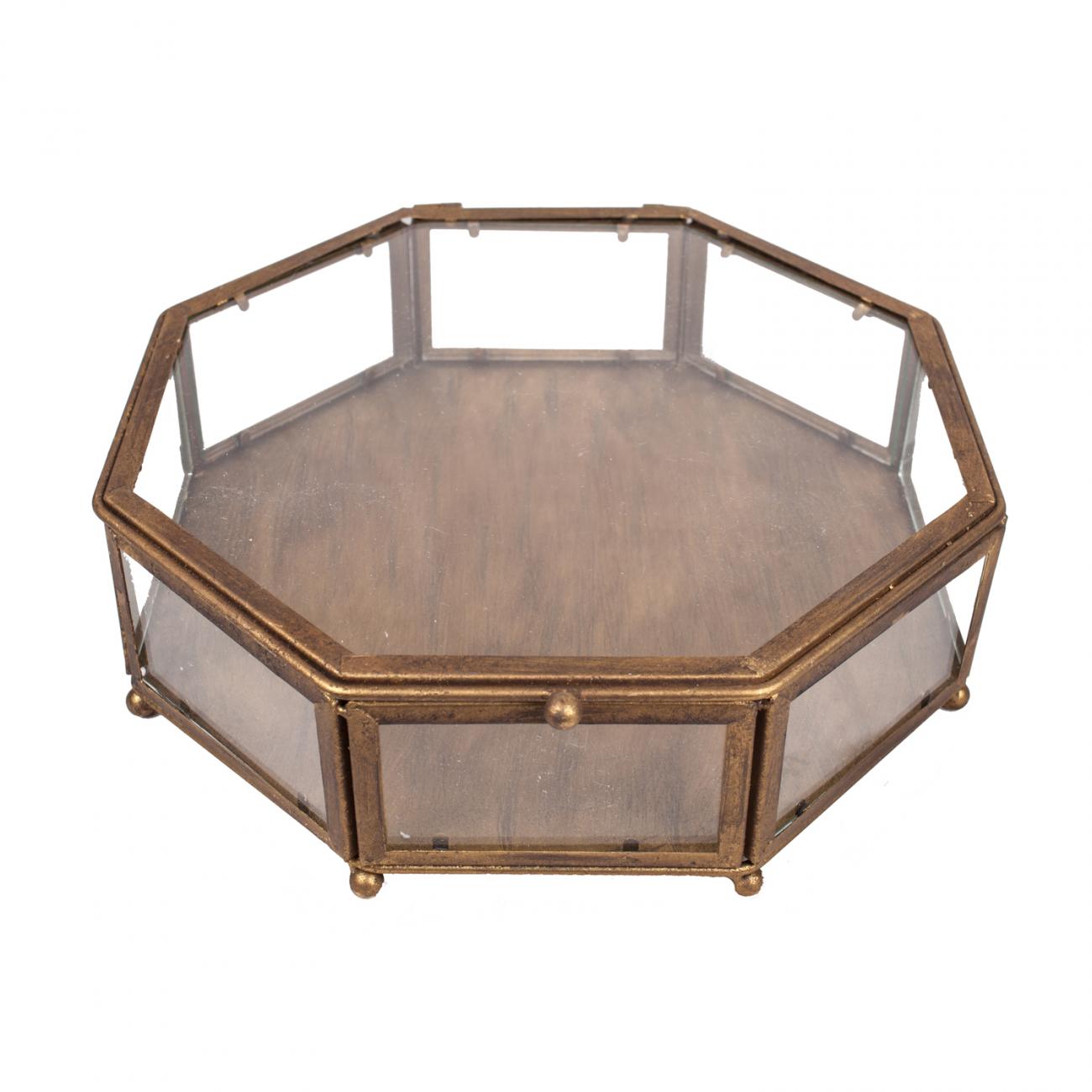Купить Стеклянная шкатулка Antique в интернет магазине дизайнерской мебели и аксессуаров для дома и дачи