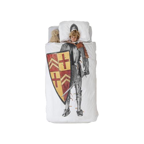 Купить Постельное белье Рыцарь (150*200) в интернет магазине дизайнерской мебели и аксессуаров для дома и дачи