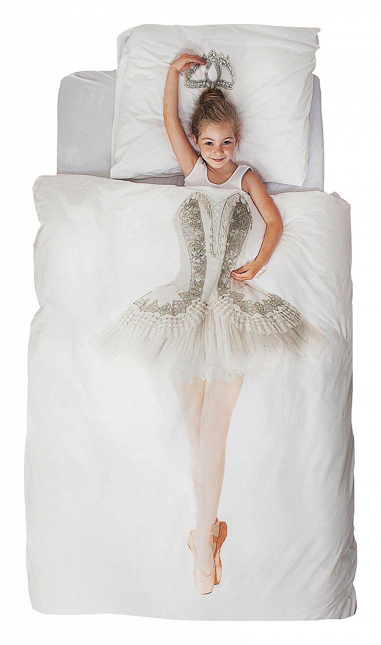 Купить Постельное белье Балерина (150*200) в интернет магазине дизайнерской мебели и аксессуаров для дома и дачи