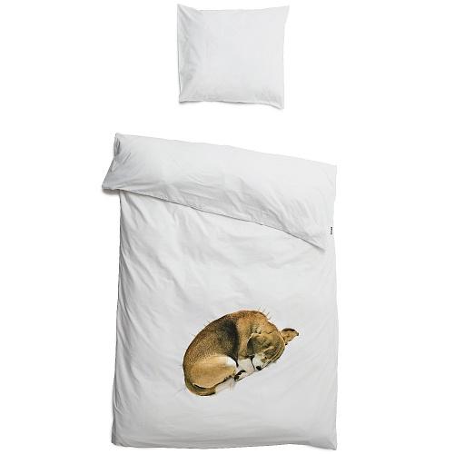 Купить Постельное белье с собакой (150*200) в интернет магазине дизайнерской мебели и аксессуаров для дома и дачи