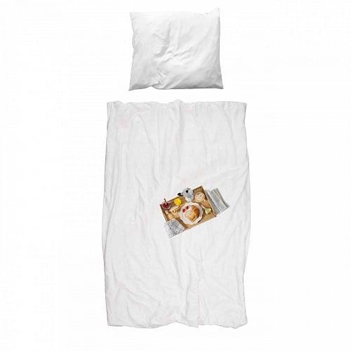 Купить Постельное белье Завтрак (150*200) в интернет магазине дизайнерской мебели и аксессуаров для дома и дачи