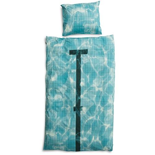 Купить Постельное белье Бассейн (150*200) в интернет магазине дизайнерской мебели и аксессуаров для дома и дачи