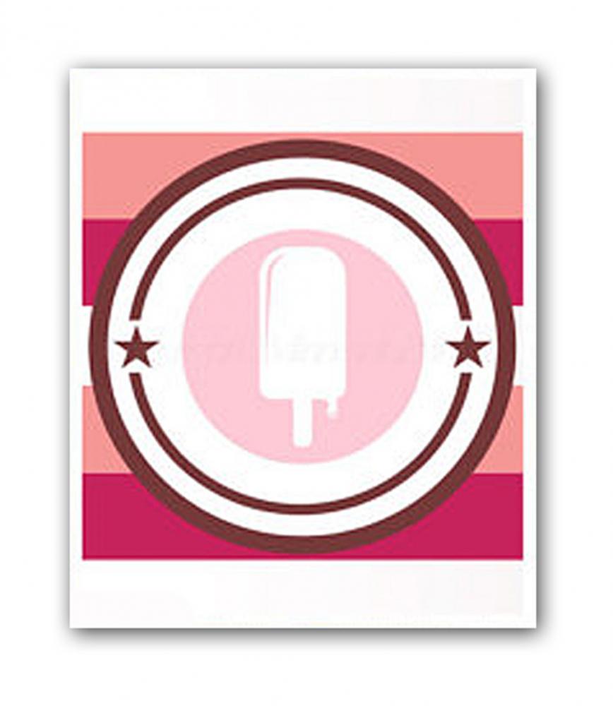 Постер Ice cream А3