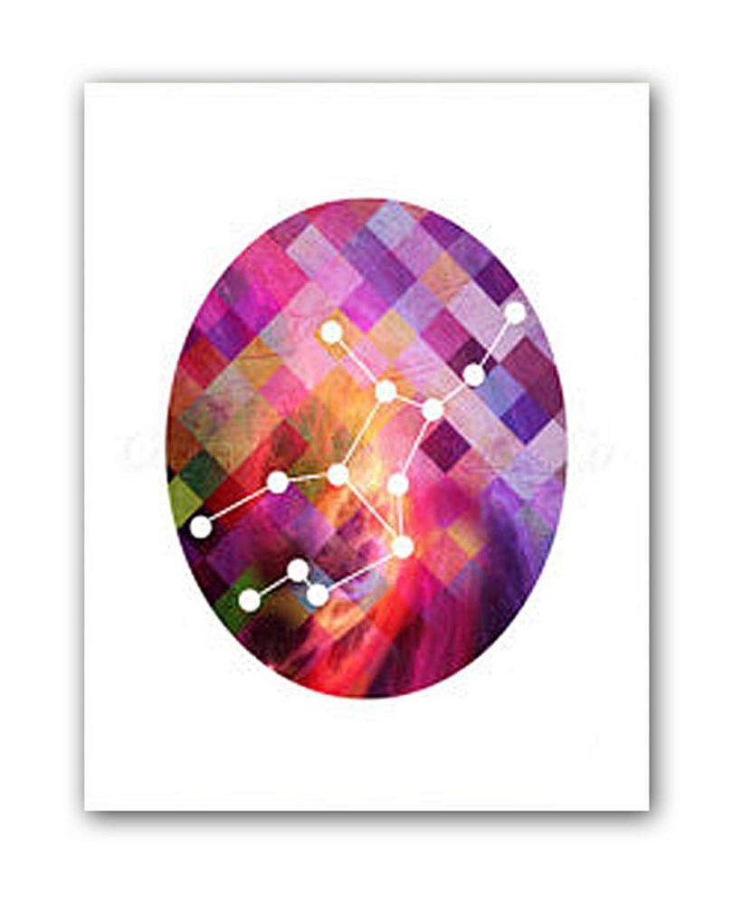 Постер Созвездие А3