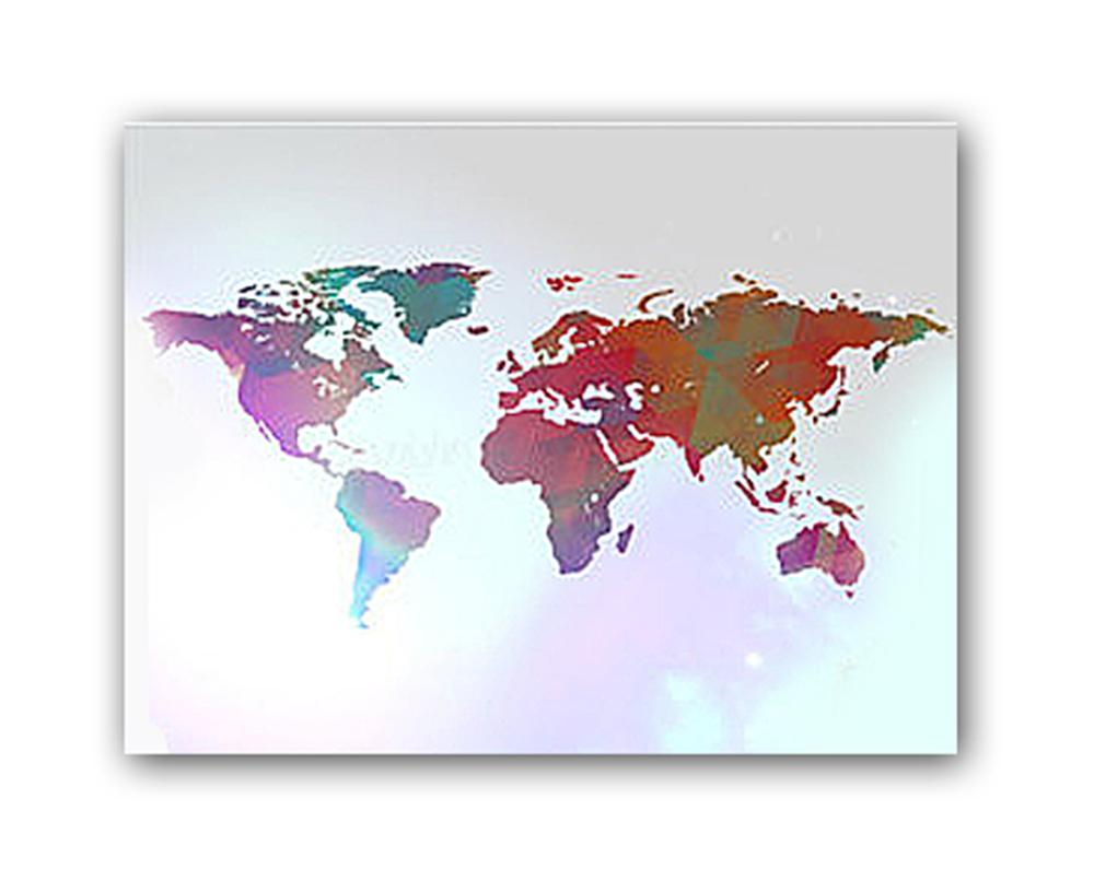Купить Постер Земля А3 в интернет магазине дизайнерской мебели и аксессуаров для дома и дачи