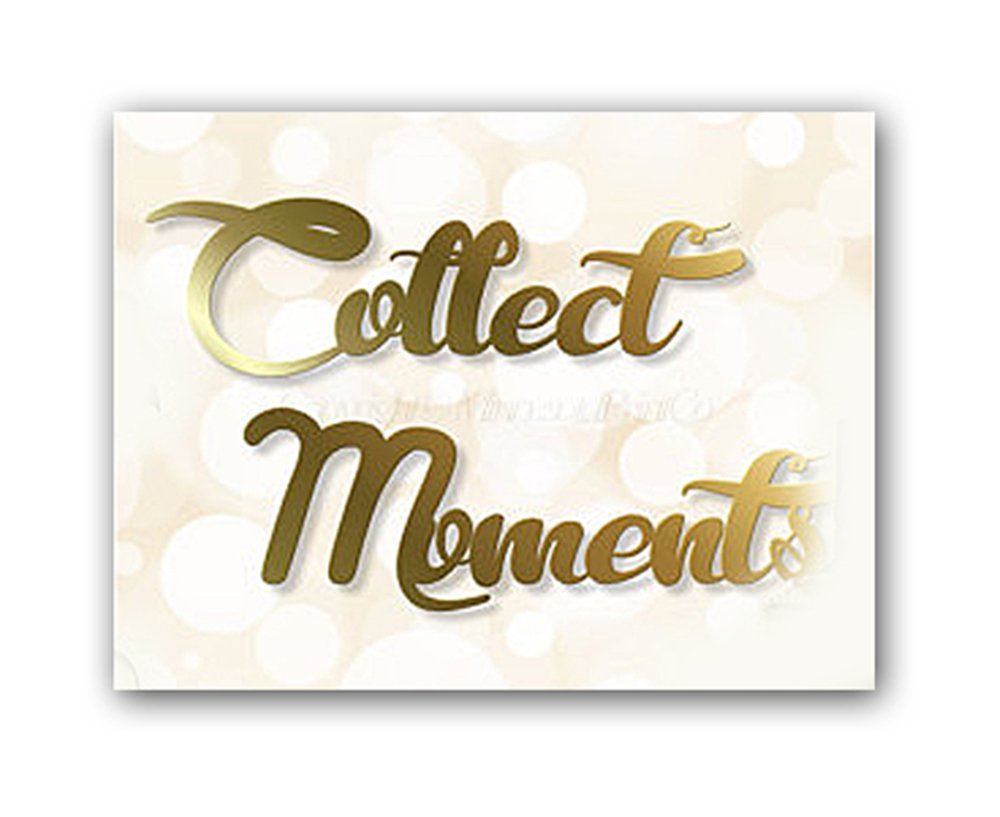 Постер Collect moments А4