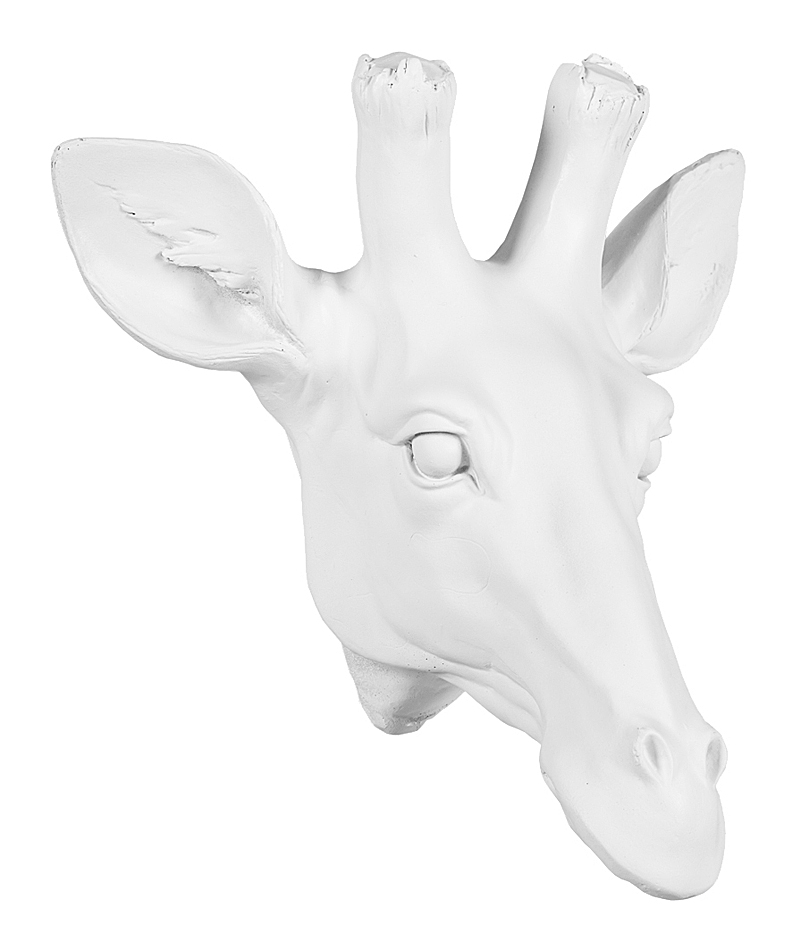 Арт-декор Веселый жираф (белый), OM-D13