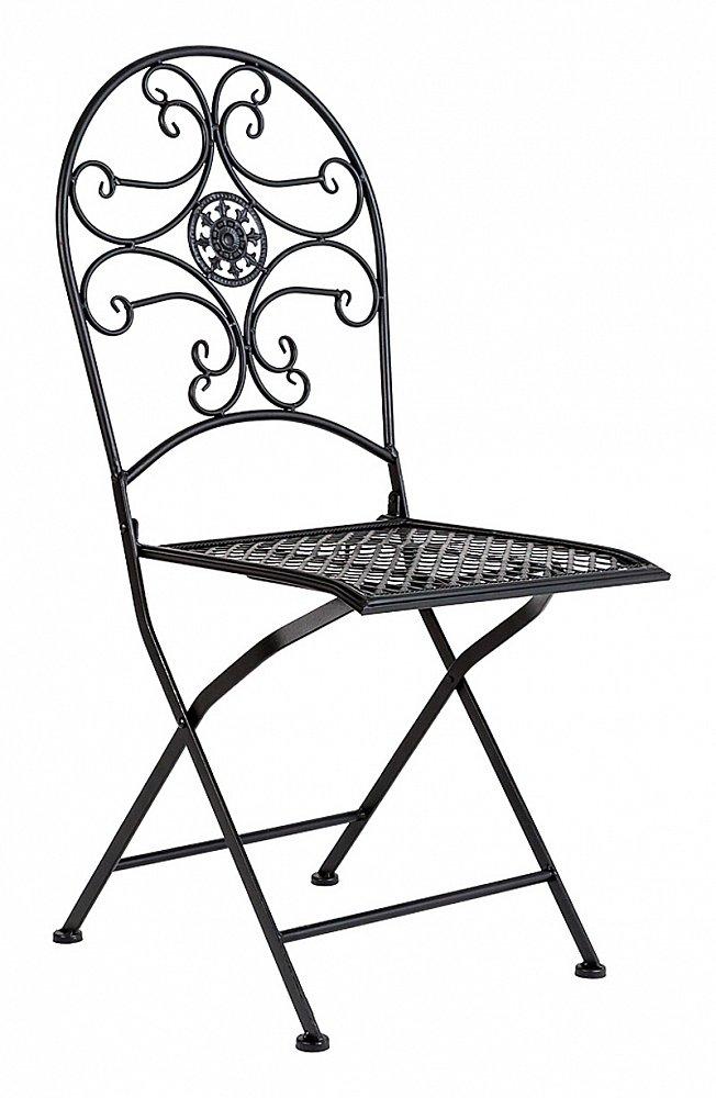 Складной стул Берси (черный антик), OM-CH01