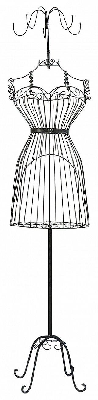 Купить Вешалка Маркиза (черный антик) в интернет магазине дизайнерской мебели и аксессуаров для дома и дачи