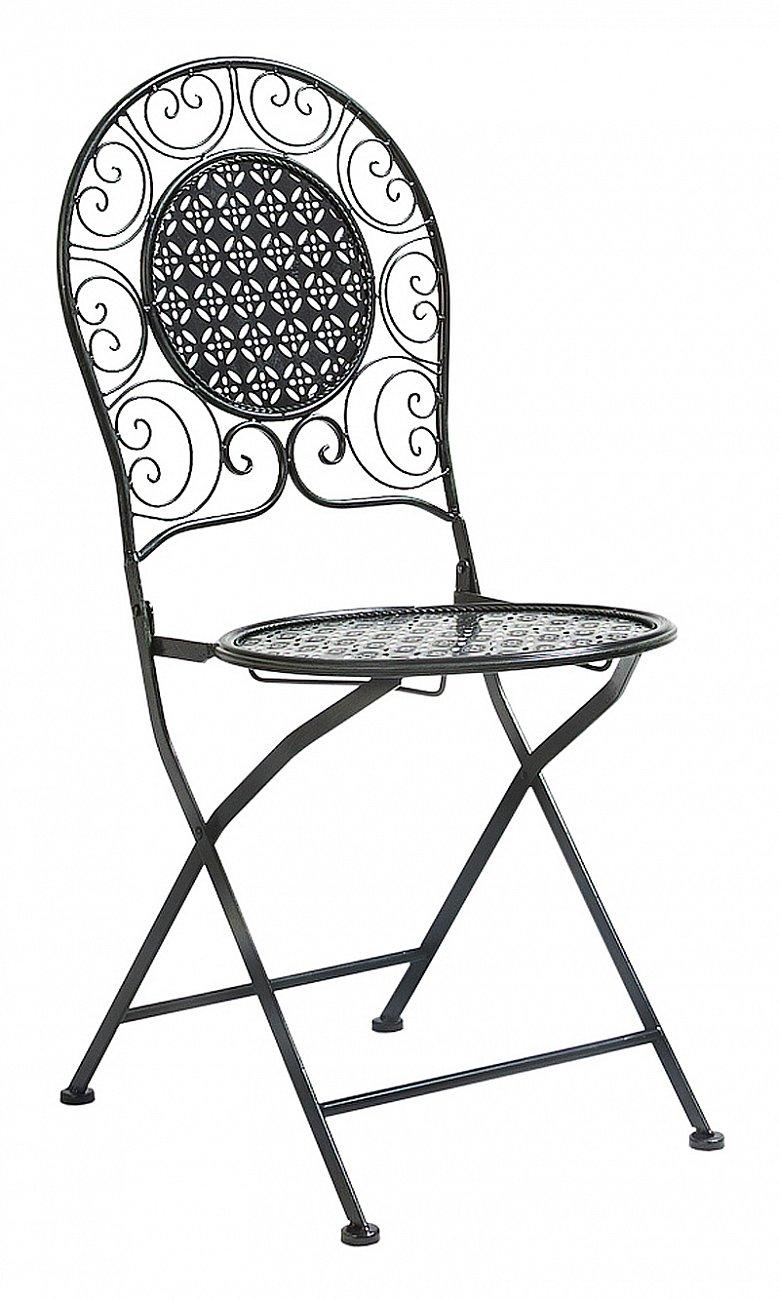 Купить Складной стул Монсо (черный антик) в интернет магазине дизайнерской мебели и аксессуаров для дома и дачи