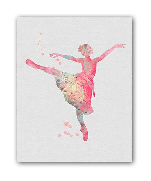 Фото Постер Балерина II А3. Купить с доставкой