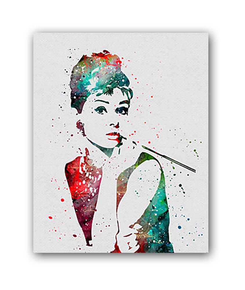 Постер Одри А4