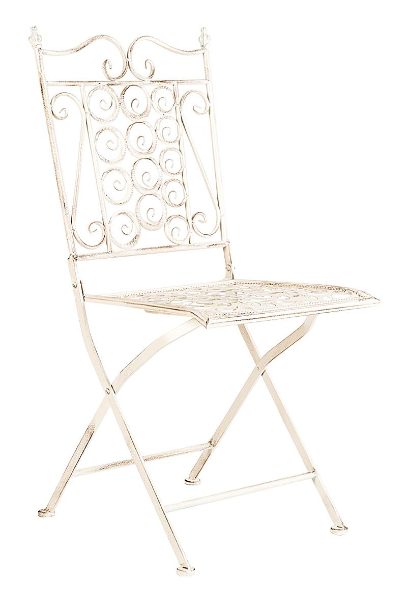Купить Складной стул Риволи (белый антик) в интернет магазине дизайнерской мебели и аксессуаров для дома и дачи