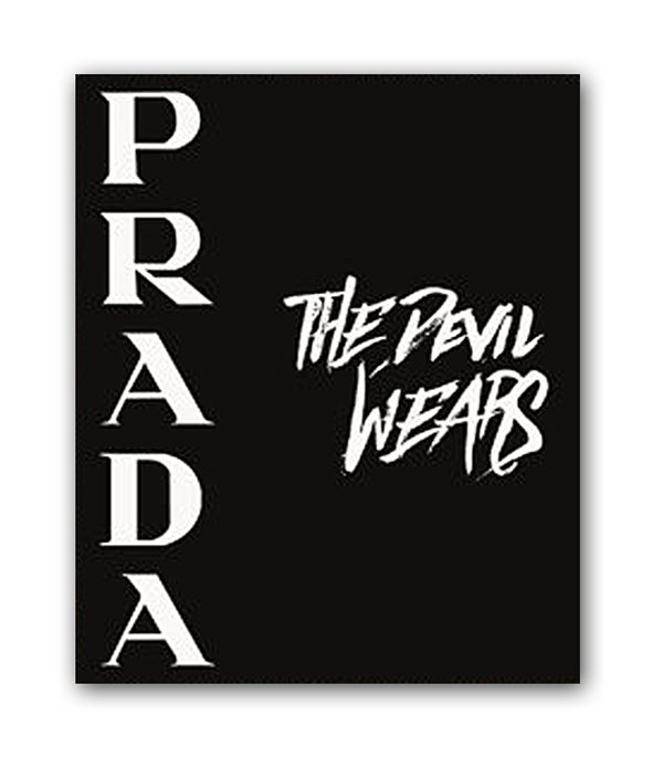 Постер Prada. The devil wears А4, DG-D-PR273