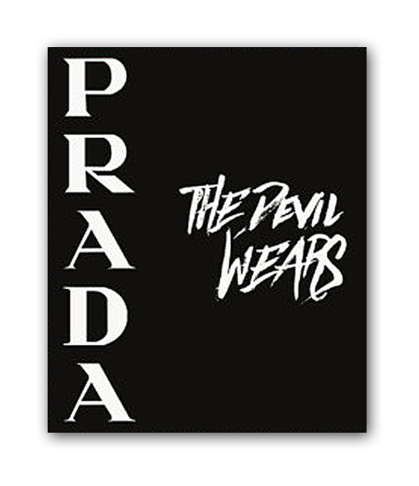 Постер Prada. The devil wears А4