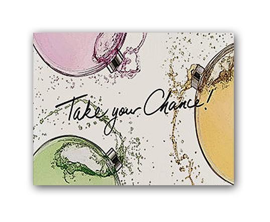 Постер Take your Сhance А4