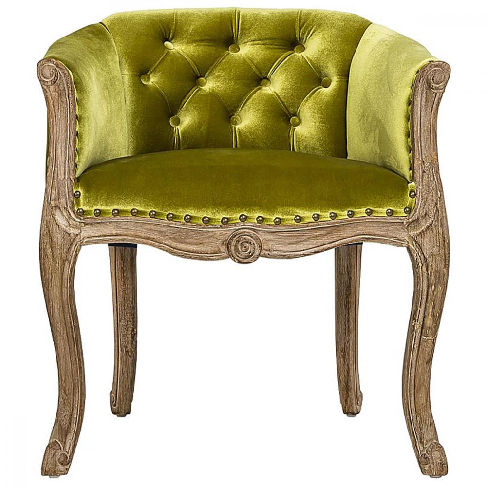 Кресло Биарриц (мятный антик), OM-ACH05
